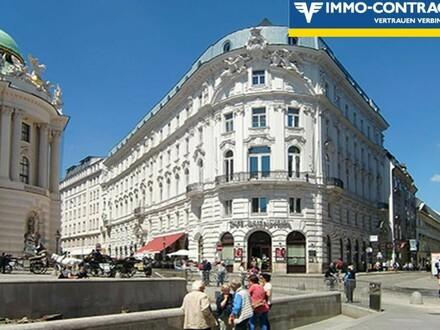 Flexible Bürolösungen bei der Wiener Hofburg - PROVISIONSFREI