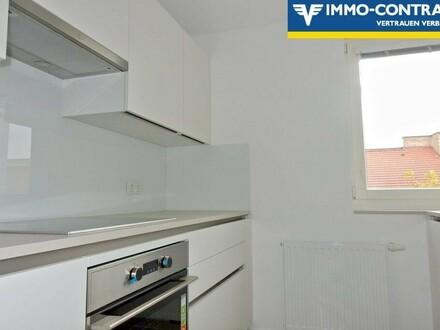ERSTBEZUG nach Komplettsanierung - Dachgeschoss-Wohnung mit südseitiger Terrasse