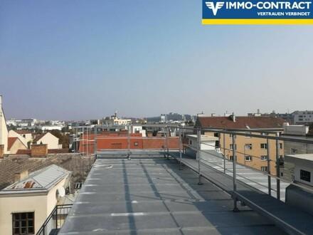Dachgeschoß- Ausbau; Maisonettewohnung mit Terrasse