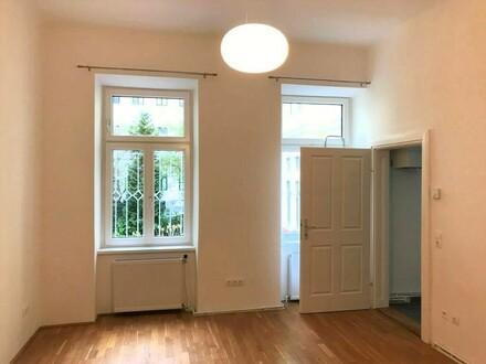 Neu Sanierte, innenhofseitige 2 Zimmerwohnung inkl. Küche - Nahe Mariahilfer Straße