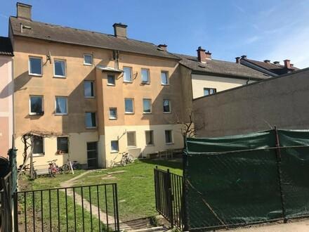 Vollständig befristet vermietetes Zinshaus in Linz