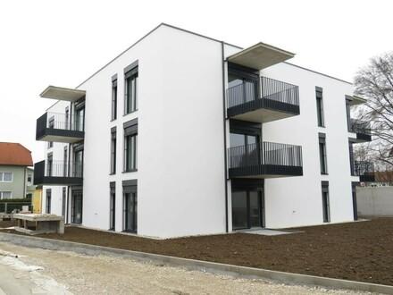 Neubauprojekt Traun - 25 moderne Wohneinheiten - Hochwertige 2 Zimmerwohnung