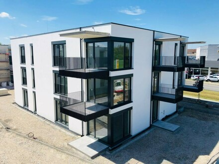 Verkaufsstart - Neubauprojekt Traun - 2 Zimmerwohnung inkl. Balkon