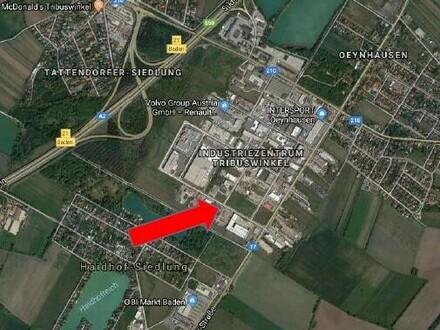 TRAISKIRCHEN: GROSSVOLUMIGER BAUGRUND IN 1A-GEWERBE-LAGE