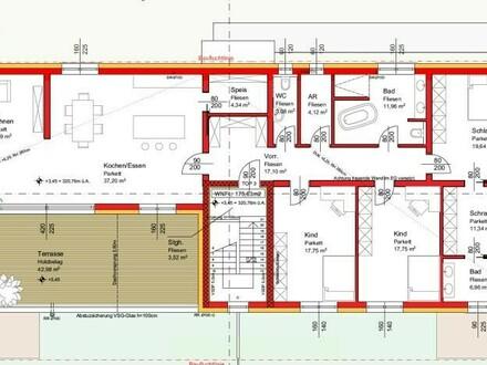 BAUBEGINN - Exklusives Penthouse inkl. Dachterrasse in beliebter Lage