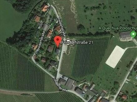 Baugrundstück in der Marktgemeinde Kumberg im Ortsteil Frindorf