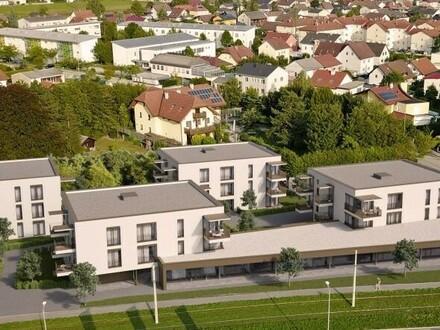 Verkaufsstart - Neubauprojekt Traun - 3 Zimmerwohnung inkl. Balkon