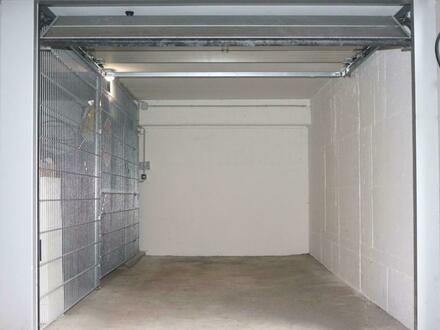 Garage im Zentrum