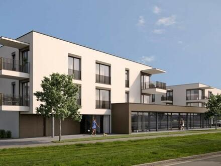 Verkaufsstart Wohnpark Traun Haus 2 / Top 10