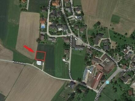 Bauparzelle in ruhiger Siedlungs-Randlage