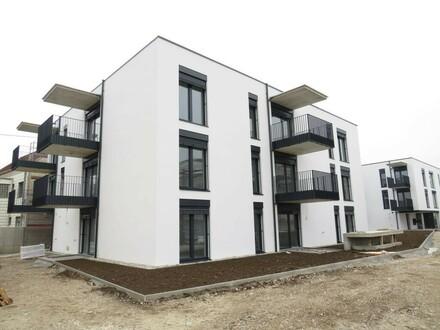 Neubauprojekt Traun - 25 moderne Wohneinheiten - Hochwertige Gartenwohnung