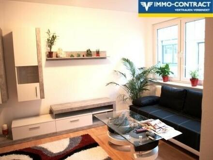 Helle 55 m² Miet-Maisonette