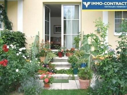 Ruhig und ideal gelegene, zentral begehbare Gartenwohnung, Nähe Landesklinikum Baden!