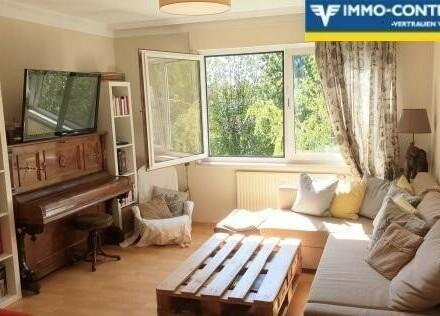 Schöne barrierefreie 4 Zimmerwohnung mit Garage