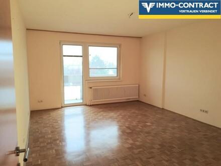 2-Zimmer-Wohnung mit Fernblick!