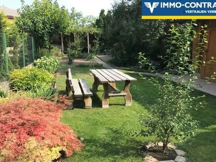 Gemütliches Einfamilienhaus mit traumhaft schönem Garten