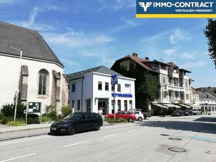 Bankgebäude in Pernitz