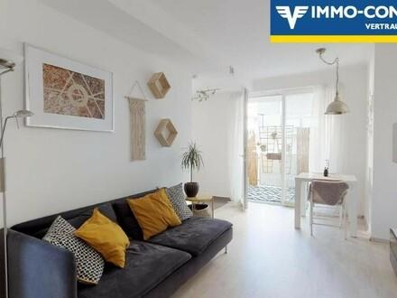Top moderne 2 Zimmer Wohnung