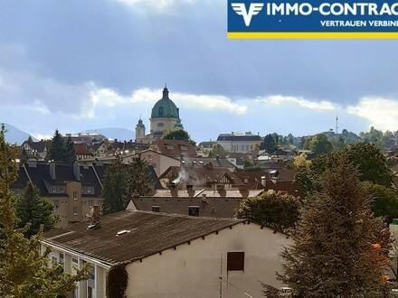 Super Blick über Berndorf