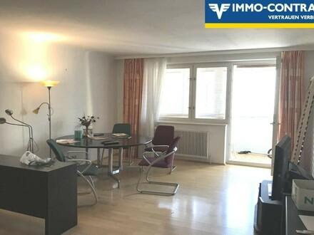 Hübsche 3 Zimmer-Wohnung mit Loggia