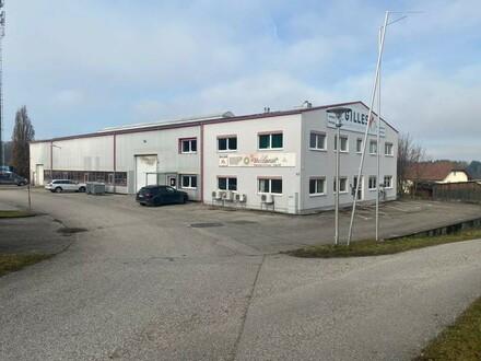 Lagerhallen zu vermieten in Gmunden