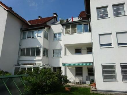 3 Zimmer Süd-Loggia TG-Platz