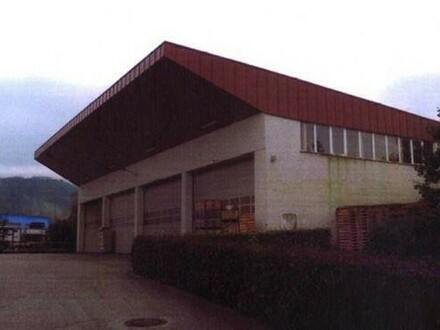 Lagerhalle in Gmunden zu vermieten