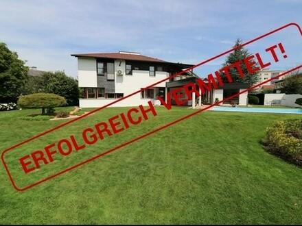 Top gepflegtes Anwesen in Wels - natürliche Baustoffe, viel Platz!