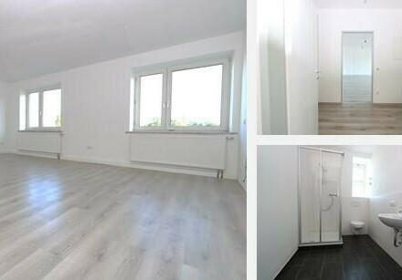 4 Zi.-Wohnung - Erstbezug nach Renovierung!
