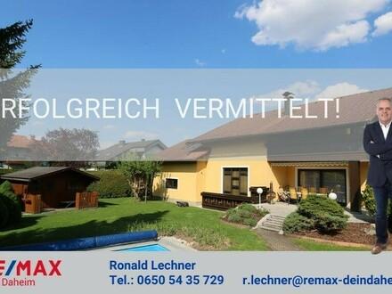 Top gepflegtes Einfamilienhaus in Wels