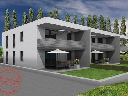 Neubauprojekt in Thalheim bei Wels 2018 - Gartenwohnung Top 2