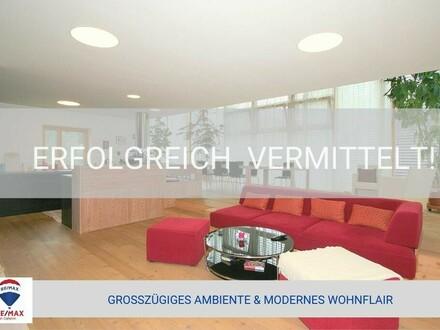 GROSSZÜGIGES AMBIENTE & MODERNES WOHNFLAIR