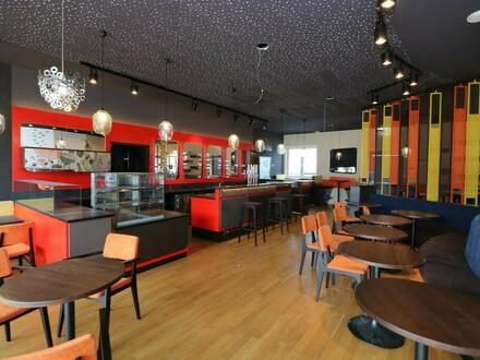 Eröffnen Sie Ihr neues Café in gut frequentierter Lage!
