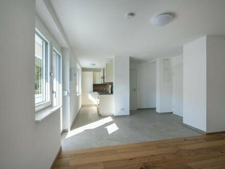 2-Zimmer-Mietwohnung in grüner, ruhiger Lage mit Seeblick TOP 6