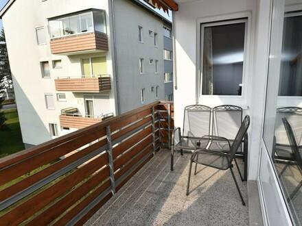 4-Zimmer-Wohnung am Stadtrand!