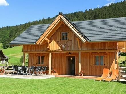 Beiden Hütten verkauft - Eine traumhafte Ferienhütte in Gosau