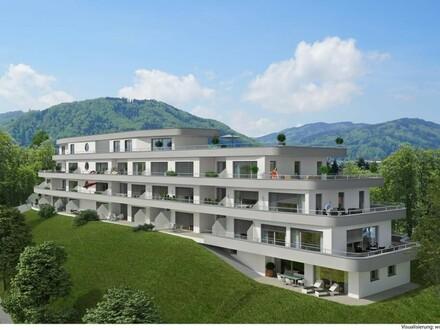 """Kleine Wohnung mit großer Terrasse im """"Traunschiff""""!!"""