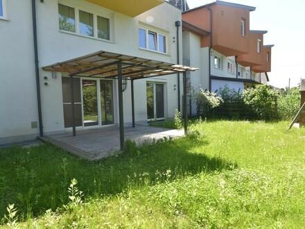 Neuwertige Garten-Familien-Wohnung
