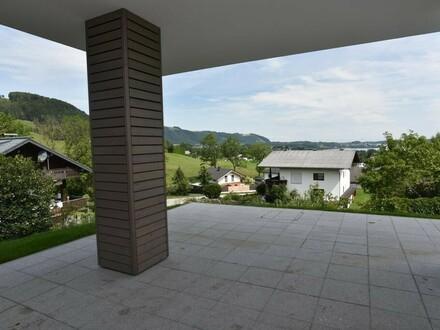 Traumhafte Gartenwohnung in exklusiver Lage - Erstbezug