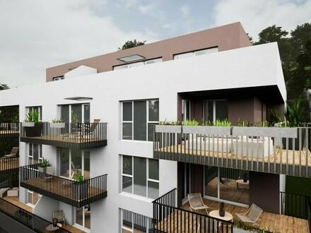"""Familienfreundliche 4-Zimmer-Wohnung im Neubau - Projekt """"Kachelofen"""""""