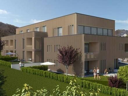 Zentrale Gartenwohnung - Neubau im Zentrum von Altmünster