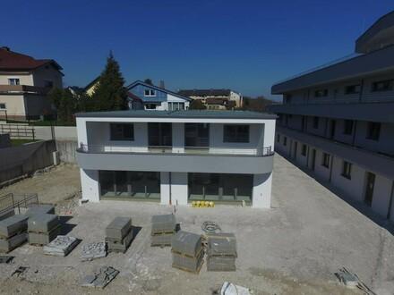 """Doppelhaus im Projekt """"Traunschiff"""""""