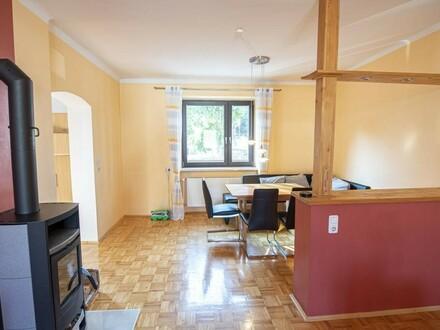 Großzügige Maisonetten-Wohnung in Gmundner Stadtvilla