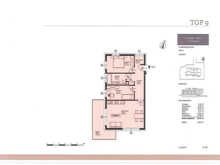 Fountain Suites - 3 Zimmer mit Aussicht!