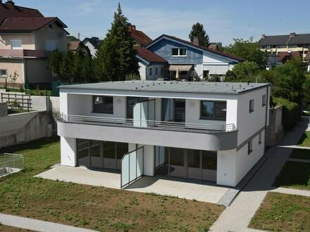 Maisonetten-Wohnung mit Garten