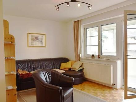 sehr hübsche 2-Zimmer-Wohnung mit super Aufteilung