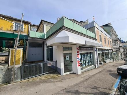 """Innenstadt-Geschäftslokal/Büro am Gmundner """"Graben"""""""