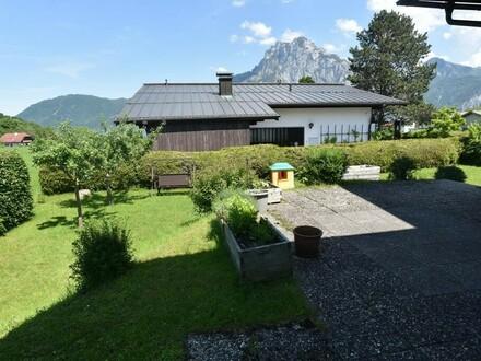 Gemütliche Gartenwohnung mit Badeplatzanteil