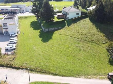 Grundstück an der B 145