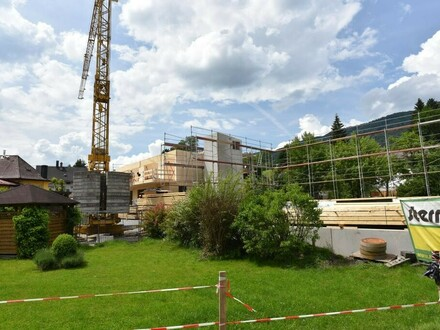 Neubau - Erdgeschosswohnung in Seenähe